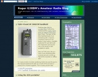Roger G3XBM's Amateur Radio Blog