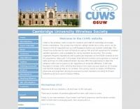 DXZone Cambridge University Wireless Society