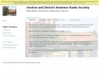 DXZone Harlow and District Amateur Radio Society