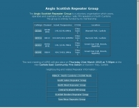 DXZone Anglo Scottish Repeater Group