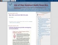 Isle of Man Amateur Radio Society  (GT1IOM)