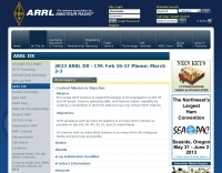 ARRL DX Contest 2011