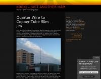 DXZone Quarter Wire to Copper Tube Slim-Jim