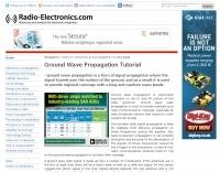 DXZone Ground Wave Signal Propagation