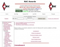 RAC Awards