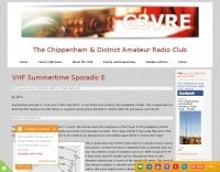 VHF Summertime Sporadic E