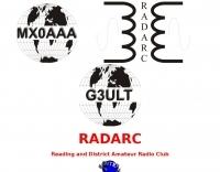 G3ULT RADARC