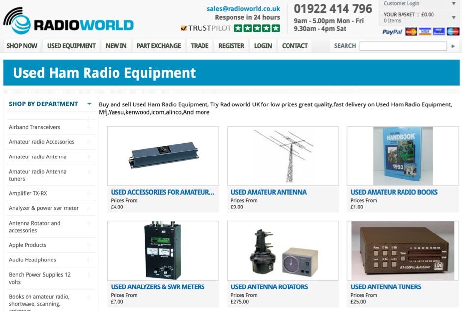 RadioWorld classified ads