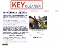 AA4F Key Contact Cleaner