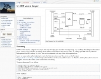 Notes on N1MM Voice Keyer