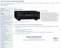 DXZone Ham Radio Licencing in Australia