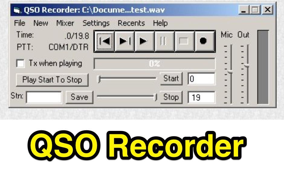 DXZone QSO Recorder
