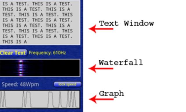 DXZone Morse Decoder