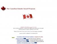 The Canadian Islands Award Program