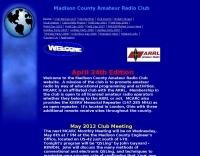 KE8RV Madison County Amateur Radio Club