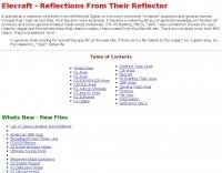 Elecraft K2 Reflector