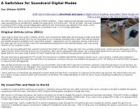 DXZone A Switchbox for Soundcard Digital Modes