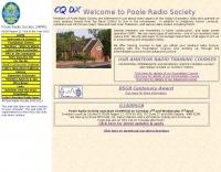 Poole Amateur Radio Society G4PRS