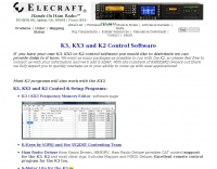 K3 and K2 Software