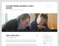 G4CRC Cornish Radio Amateur Club