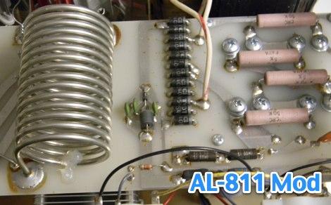 AL-811 10 mt mod pictures