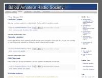 DXZone SARS Salop Amateur Radio Society