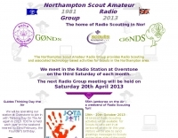 The Northampton Scout Amateur Radio Group