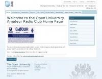 DXZone The Open University Amateur Radio Club