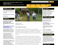 Hazel Park Amateur Radio Club