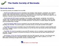 Bermuda Awards
