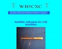 DXZone Satellite Antenna