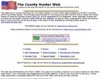 The County Hunter Web