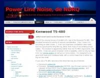 Kenwood TS-480 Notes