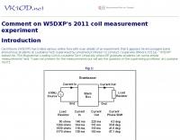 DXZone Coil measurement experiment