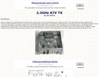 DXZone 2.3GHz ATV TX