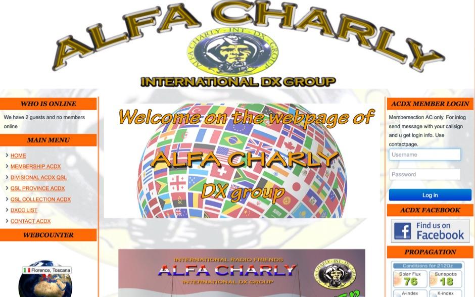 ACDX Alfa Charly DX Group
