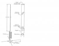 70cm vertical antenna