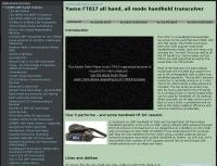 DXZone Yaesu FT-817 review by G3XBM