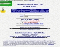 Data Communications - Digital Modes