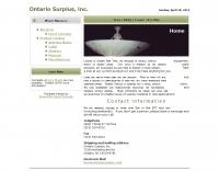Ontario Surplus