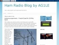 HF Fractal Quad Antenna - Resource Detail - The DXZone com