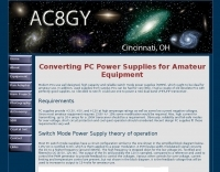6 easy projects to convert pc power supply to ham radio usepc power supplies to ham equipment