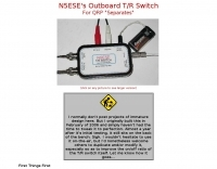 N5ES - Outboard T/R Switch