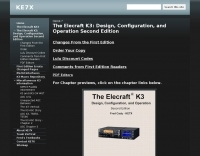 Elecraft K3: Design, Configuration, and Operation