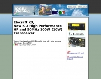 Elecraft K3 High Performance HF RTX