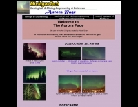 Aurora Page by MichiganTech