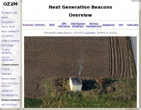 DXZone OZ7IGY Next Generation Beacon