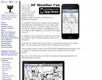 iPad iPhone HF Weather Fax Decoder App