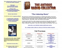 The Antique Radio Collector