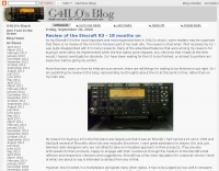 Review of the Elecraft K3 by G4ILO